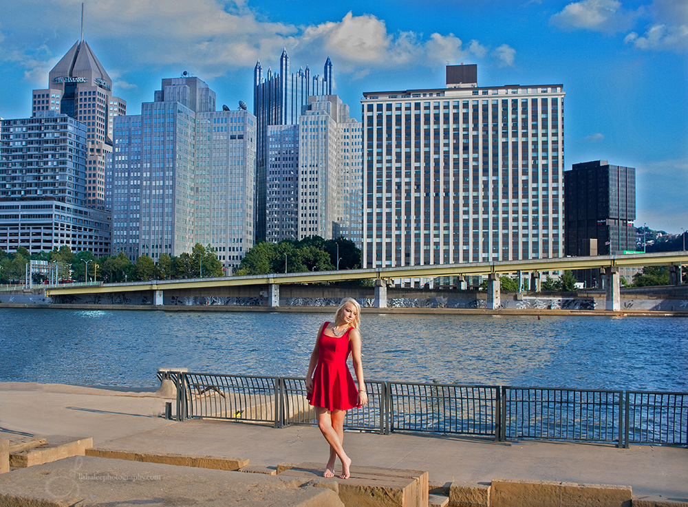 Pittsburgh Senior Photographer