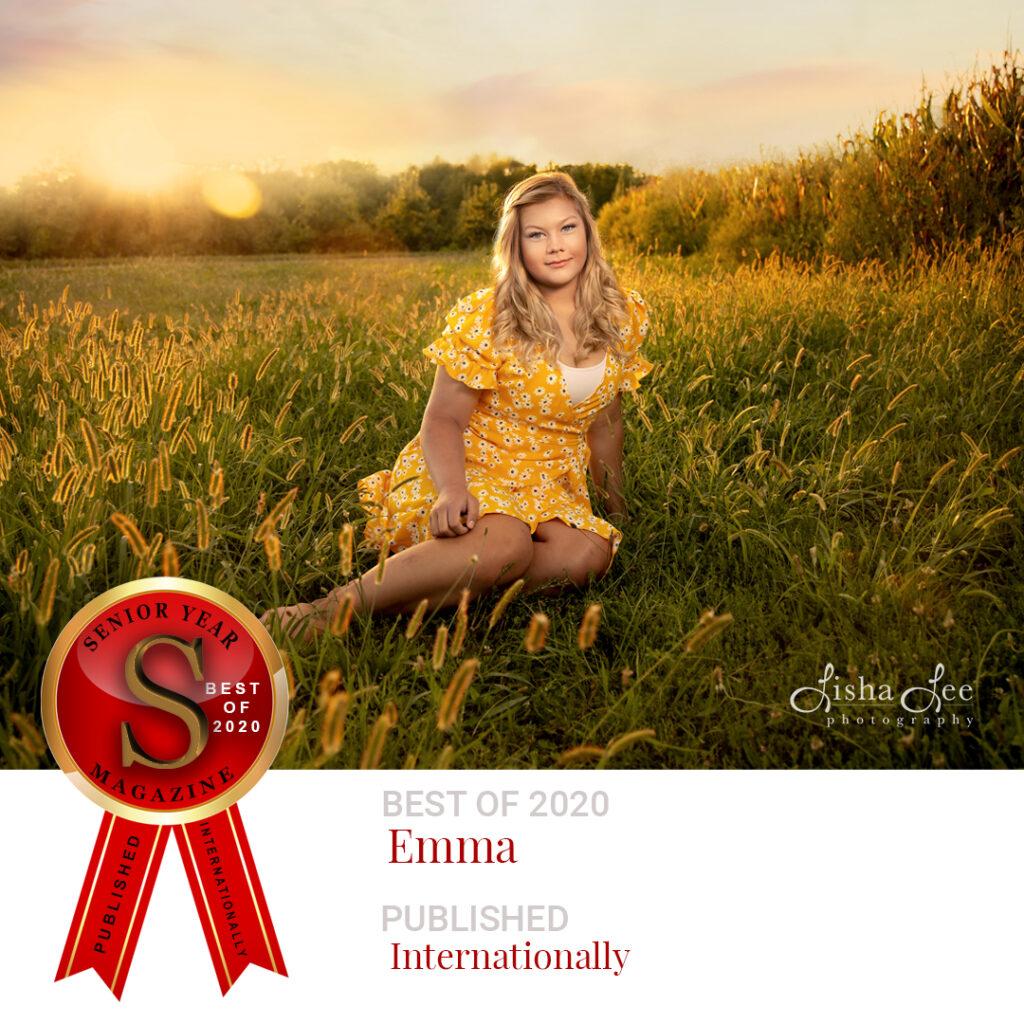 Best of 2020 - Emma K